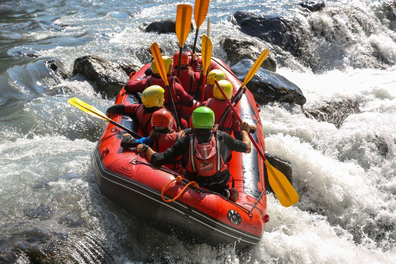 Rafting Bayern Saalach