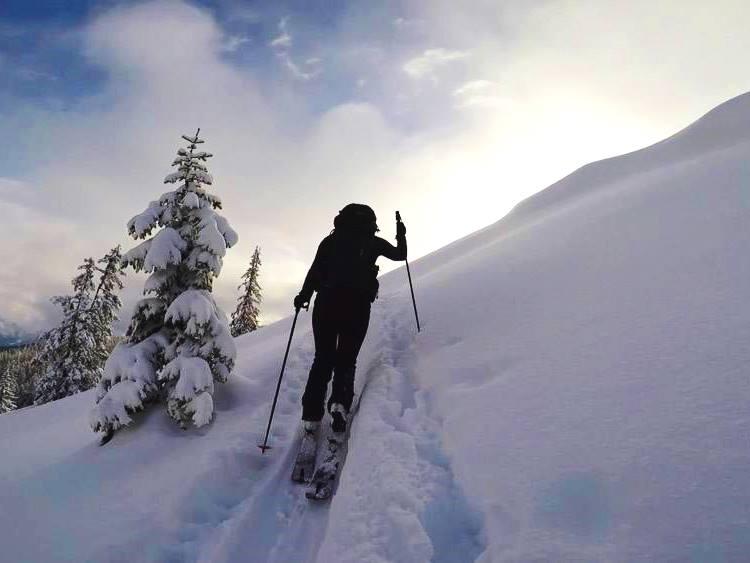 Anfänger Skitourenkurs Berchtesgadener Land